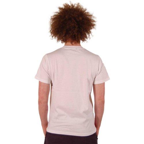 Light Herren T-Shirt Doom White