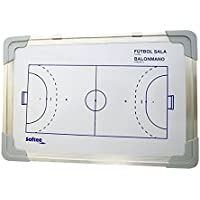 Softee - Pizarra Magnética Cerco De Aluminio 30 X 20 Cm Futbol Sala/Balonmano