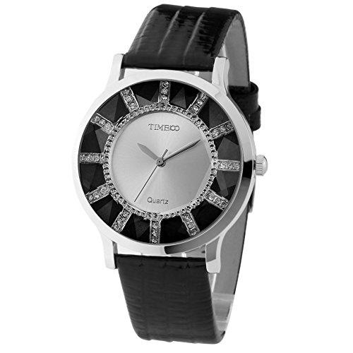 Time100 w50204l.02a w500 - orologio da polso da donna colore nero