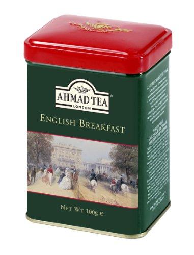Ahmad Tea London English Breakfast 100 g loser Tee
