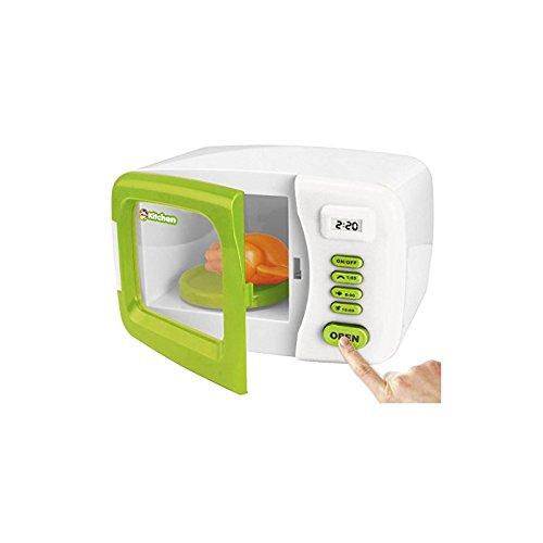 Kinder Mikrowelle mit Sound Kinderküche Zubehör Küchen Spielzeug Rollenspiele Haushaltsgeräte