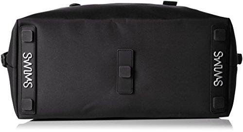 SWIMS 24H Holdall 53206 Unisex-Erwachsene Schultertaschen 42x33x19 cm (B x H x T) Schwarz (Black 001 001)