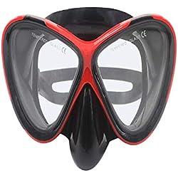 Masque De Plongée Vision Grand Angle HD De Masque De Plongée