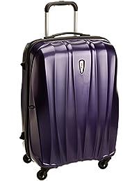 VIP Polycarbonate 65 cms Purple Suitcase (VERNXT65MDP)