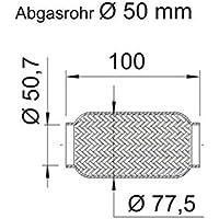 Ernst Flexrohr Abgasrohr Abgasanlage 464055