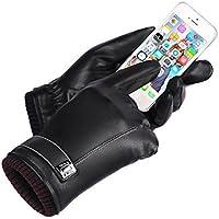 Tuopuda® Guantes mujeres invierno cálido/térmica guantes de pantalla táctil guantes de esquí nieve