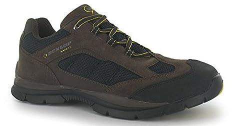 Dunlop , Herren Sicherheitsschuhe Braun braun (Resistant Steel Toe Schuhe)