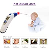 Vmoni Dual Mode Digital Infrared Thermometer for Baby Children and Adults.