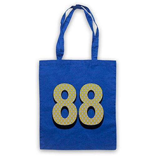 Acido 88 Boccali Mantellina Blu