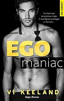 Egomaniac (New romance) par [Keeland, Vi]