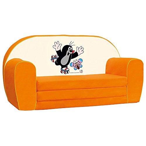 Bino 13782 - divano per cameretta con motivo la piccola talpa
