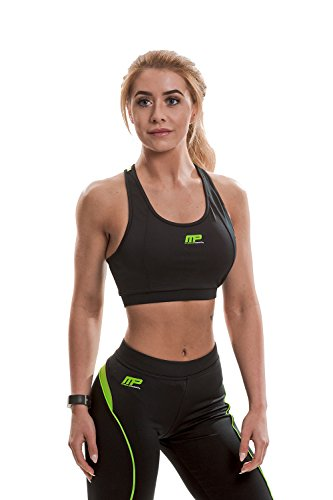 Muscle pharm MPLTOP430 Crop Top - donna SPORT-bustino - 41hzVqZ5THL