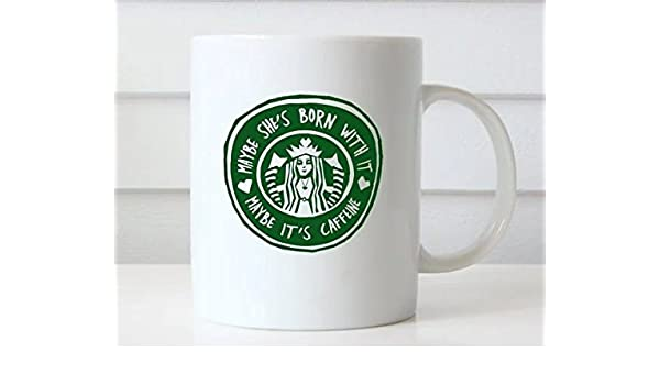 Personalized Starbucks Hot Cups