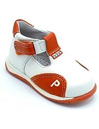pedipedMax - Sneakers para Chico, Color Negro, Talla 30 EU (12 Child UK)