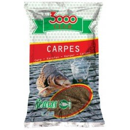 AMORCE SENSAS 3000 CLUB CARPES 1KG
