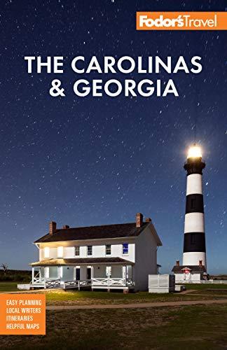 Fodor's the Carolinas & Georgia (Fodor's Travel Guide)