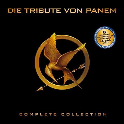 Die Tribute von Panem – Limited Complete Collection [Blu-ray] [Limited Edition]