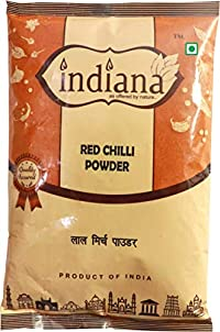 Indiana Red Chilli Powder (Superior Quality) - Lal mirch -250 gm