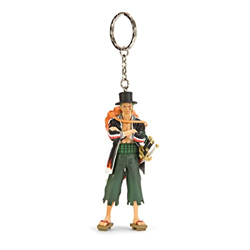 One Piece Figura llavero