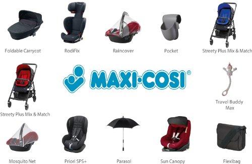 maxi cosi 61100260 moskitonetz f r autokindersitz. Black Bedroom Furniture Sets. Home Design Ideas