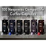 100 Nespresso Cápsulas de Café Compatibles (VARIEDAD)