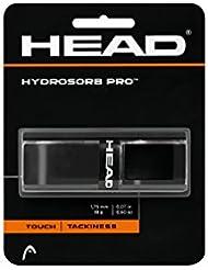Head - Grip Per Racchetta Da Tennis Hydrosorb Pro Di Ricambio - Nero