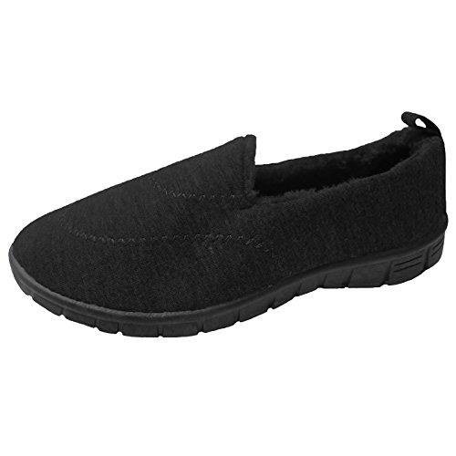 Generic, Sneaker donna nero Black Black