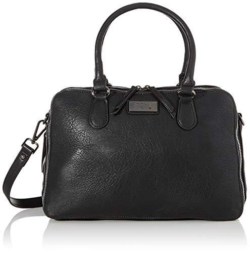 XTI 86145, Shopper para Mujer, Negro (Negro), 33x22x15 cm (W x H x L)