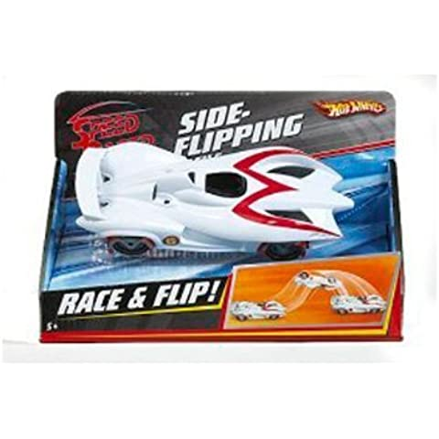 Hot Wheels Speed Racer Mach 5 Race and Flip Car by Hot Wheels