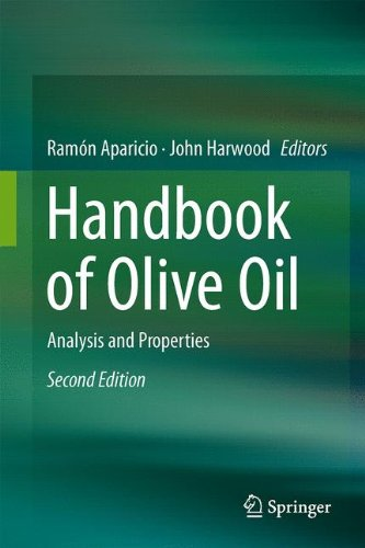 Handbook of Olive Oil: Analysis and Properties