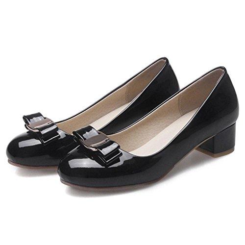 Coolcept Femmes A Enfiler Escarpins Black