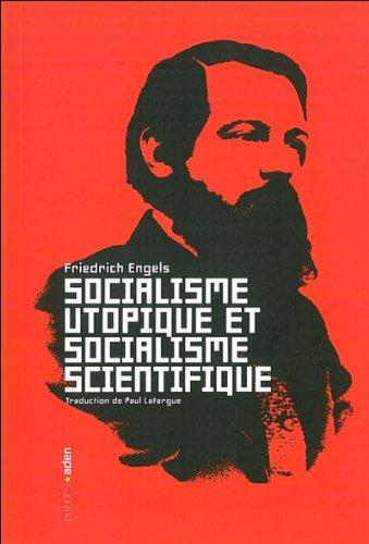 Socialisme Utopique et Socialisme Scientifique (Engels) par Friedrich Engels