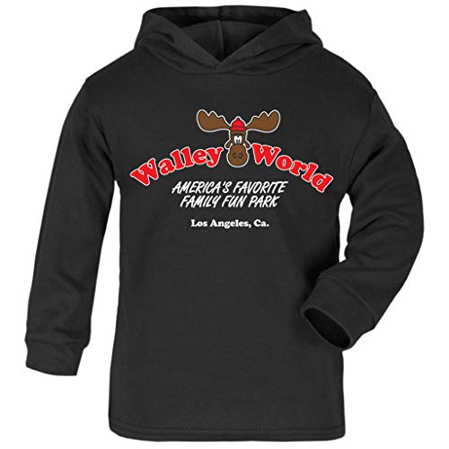 l Lampoon Walley World Logo Baby and Kids Hooded Sweatshirt ()