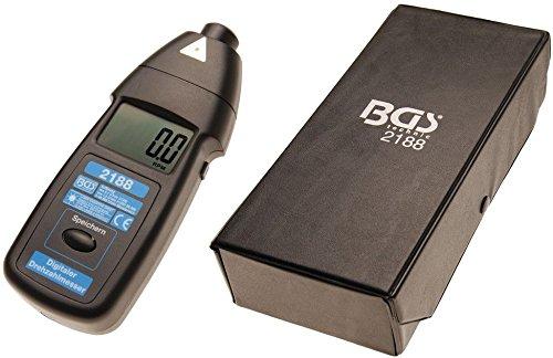Preisvergleich Produktbild BGS 2188 Digitaler Drehzahlmesser