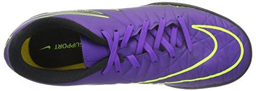 Nike Jr Hypervenom Phelon II Tf, Scarpe da Calcio Unisex Bambini Viola (Morado (Hyper Grape / Hypr Grape Blk Vlt))