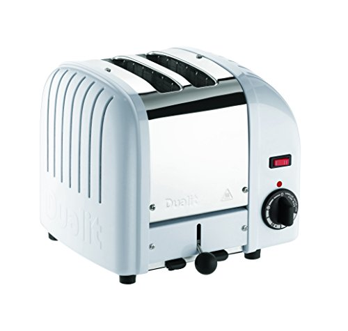 Dualit 2-Slot Classic Toaster – Pearl
