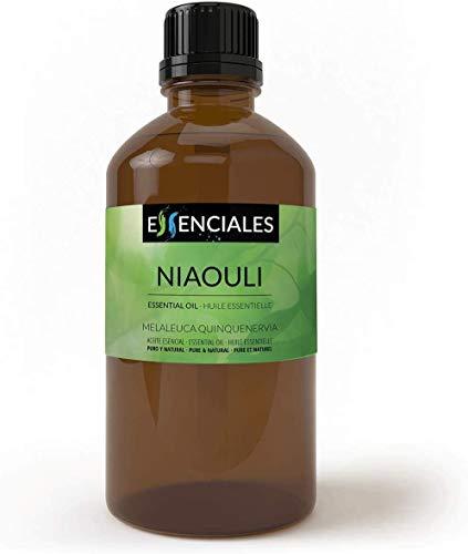 Essenciales - Aceite Esencial de Niaouli, 100% Puro, 200 ml   Aceite Esencial Melaleuca Quinquenervia...