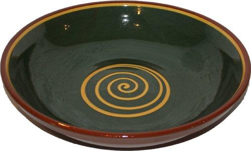 Amazing Cookware Bol spirale 38 cm, vert/jaune