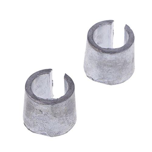 Homyl-2-Pezzi-Batterie-Post-Shims-Connettore-Negativi-a-Positivi