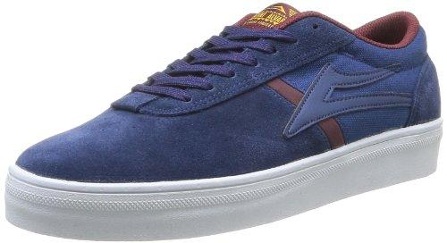 Lakai Vincent, Herren Skateboardschuhe Blau (Navy Suede)