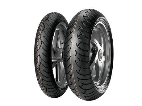Preisvergleich Produktbild 120 / 70 180 / 55 ZR17 Metzeler ROADTEC Z6 Reifen Paar