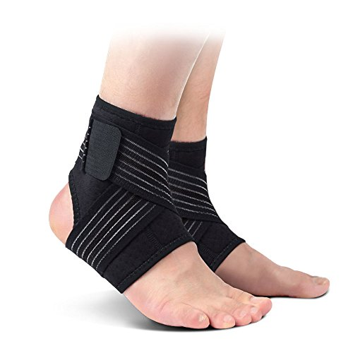 Sborter-ankle-support-football-pair-Ankle-guard-Ankle-brace-Foot-bandage-Ankle-brace-achilles-ligament-damage-Ankle-guard-football-black-ankle-brace-for-sport-Ankle-bandage-support-Ankle-bandageXL