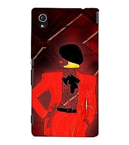 Disco Dancer Fose 3D Hard Polycarbonate Designer Back Case Cover for Sony Xperia M4 Aqua :: Sony Xperia M4 Aqua Dual