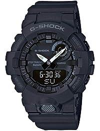 Casio G-Shock Analog-Digital Black Dial Men's Watch - GBA-800-1ADR (G827)
