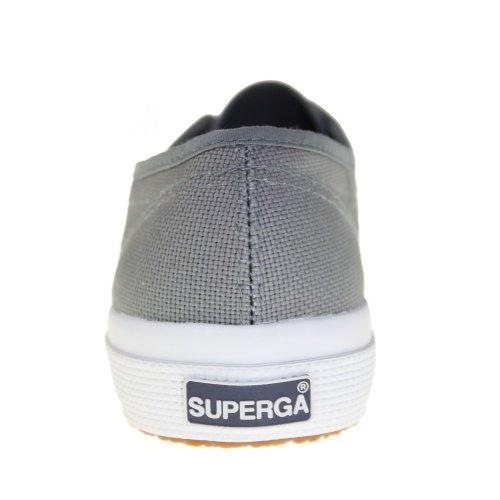 Superga - Scarpe da Ginnastica Basse Unisex – Adulto grigio (grey sage)