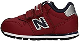 new balance bambini rosso