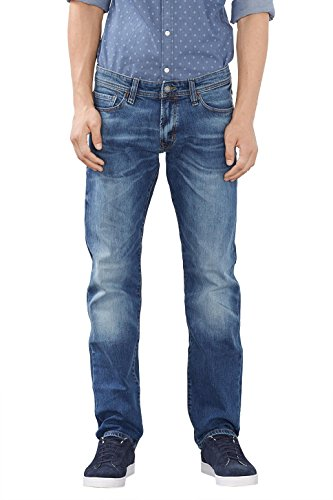 edc by ESPRIT 086CC2B008, Blu Uomo, Blu (BLUE MEDIUM WASH), W30/L32