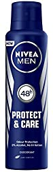 Nivea Men Protect and Care Deodorant, 150ml