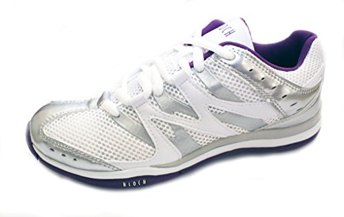 Bloch  Lightning, baskets sportives femme Gris - Graphit