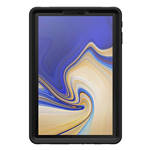 OtterBox Defender Schutzhülle, stoßfest, robust, für Tablet Samsung Galaxy Tab S4, Schwarz